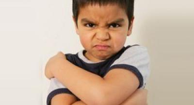 Comportamentul tulburarii de opozitie la copii