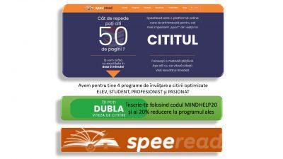 SpeedRead - Citire rapidă optimizată